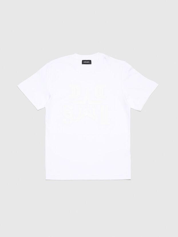 TDIEGOA8, Bianco - T-shirts e Tops