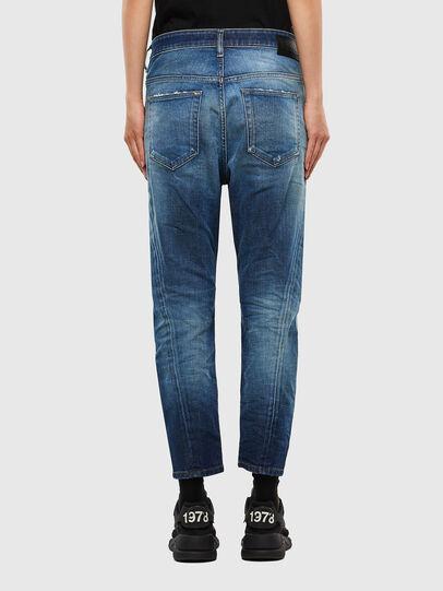 Diesel - Fayza 009LF, Blu medio - Jeans - Image 2
