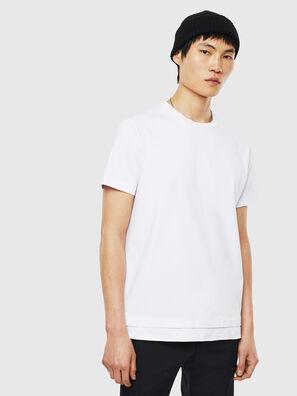 T-TEIN, Bianco - T-Shirts