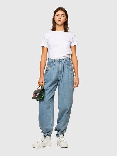 Diesel - D-Concias 009RQ, Blu Chiaro - Jeans - Image 6