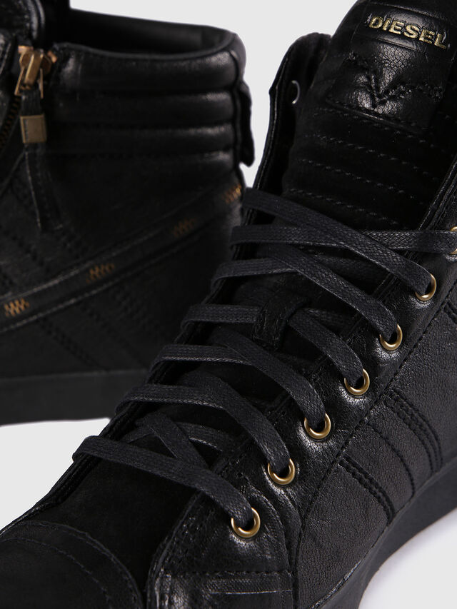 Diesel - D-STRING PLUS, Nero - Sneakers - Image 6