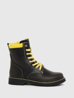HB LACE UP 04 YO, Nero - Scarpe