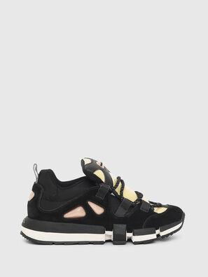 H-PADOLA SL W, Nero/Giallo - Sneakers
