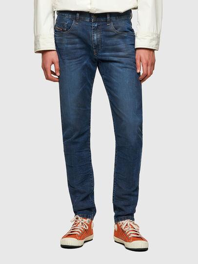 Diesel - D-Strukt JoggJeans® 069WP, Blu Scuro - Jeans - Image 1