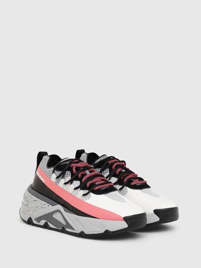 Diesel - S-HERBY SB, Grigio/Nero - Sneakers - Image 2
