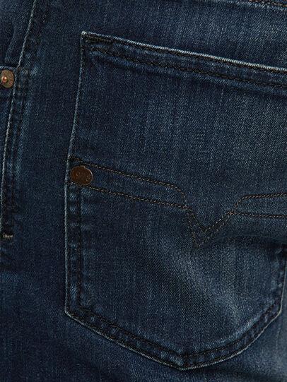Diesel - Waykee 0814W, Blu Scuro - Jeans - Image 5
