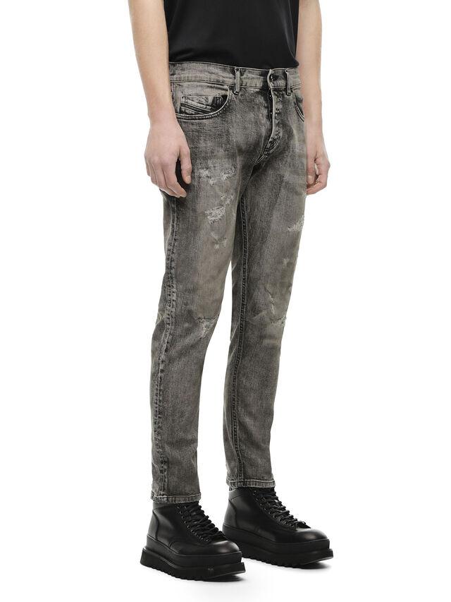 Diesel - TYPE-2813FS, Grigio Jeans - Jeans - Image 3