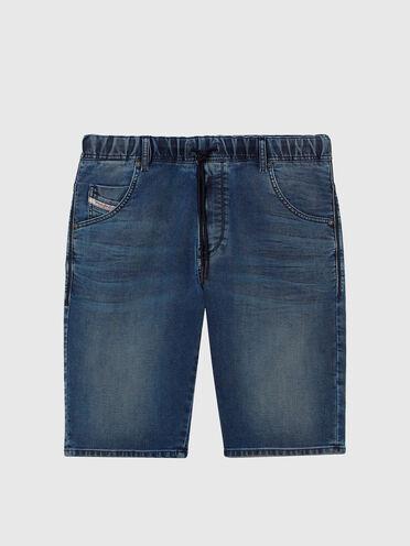 Shorts in JoggJeans con Polygiene ViralOff®