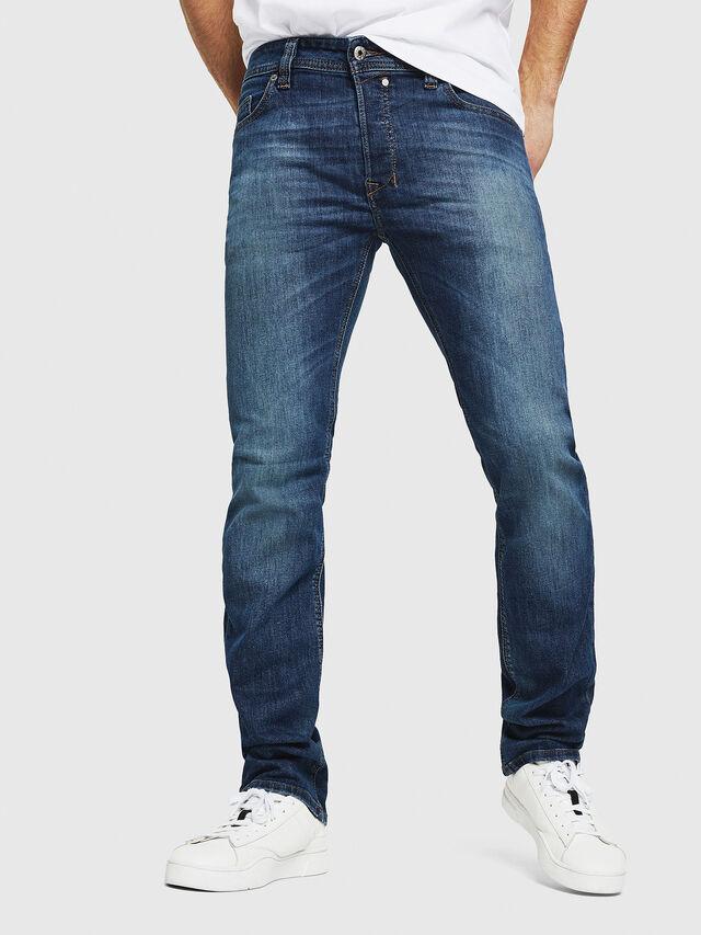 Diesel - Safado C89AR, Blu Scuro - Jeans - Image 1