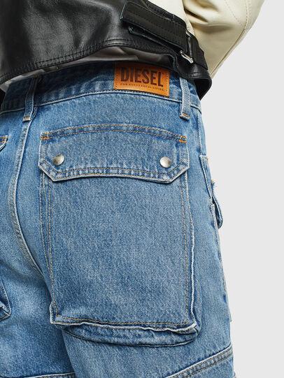 Diesel - DE-MIRY, Blu Jeans - Pantaloni - Image 3