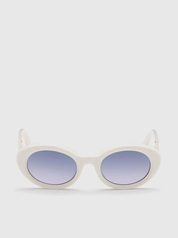 DL0281, Bianco - Occhiali da sole
