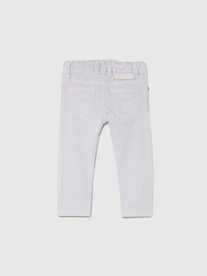 Diesel - SLEENKER-B JOGGJEANS-N, Bianco - Jeans - Image 2