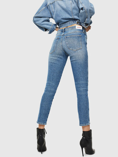 Diesel - Babhila 084PR, Blu medio - Jeans - Image 2
