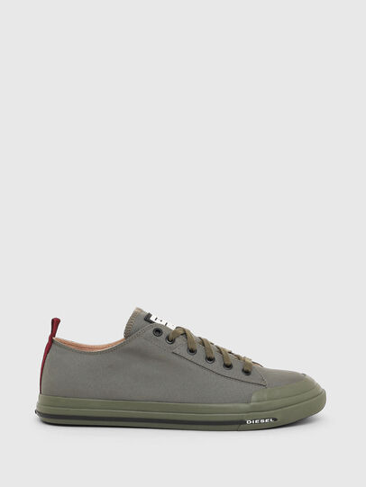 Diesel - S-ASTICO LOW CUT, Grigio scuro - Sneakers - Image 1