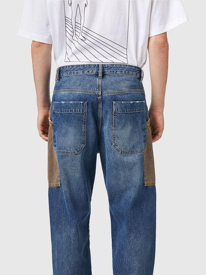Diesel - D-Franky 0GCAY, Blu medio - Jeans - Image 5