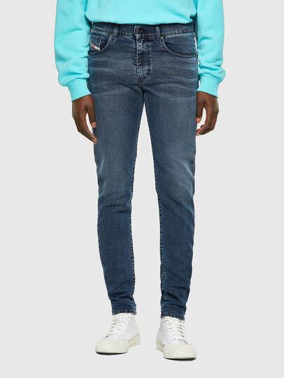 Diesel - D-Strukt JoggJeans® 069VH, Blu medio - Jeans - Image 1