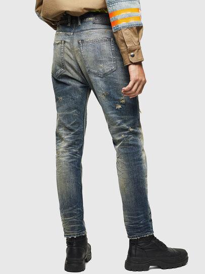 Diesel - D-Vider 0098S, Blu medio - Jeans - Image 2