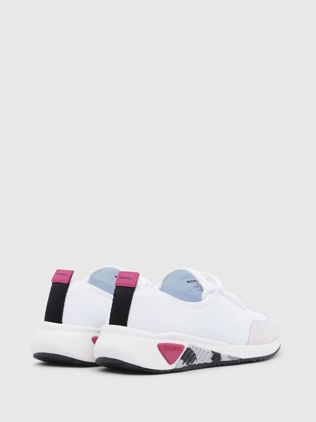 Diesel - S-KB LC W, Bianco - Sneakers - Image 3