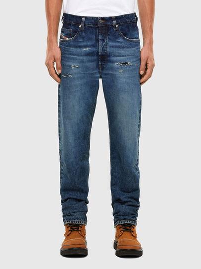 Diesel - D-Macs 0079P, Blu Scuro - Jeans - Image 1