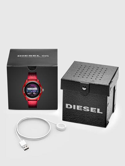 Diesel - DT2019, Rosso - Smartwatches - Image 5