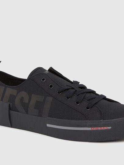 Diesel - S-DESE LOW CUT, Nero - Sneakers - Image 4