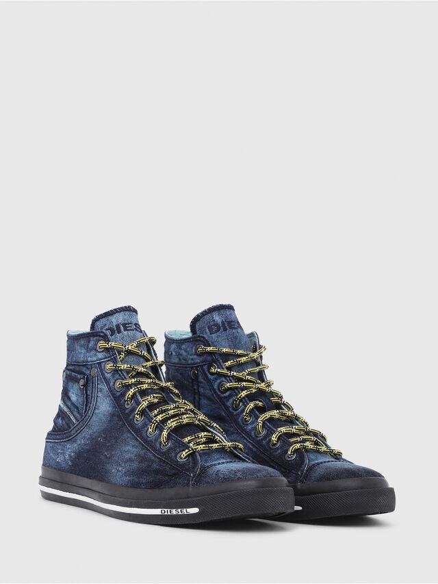 Diesel - EXPOSURE I, Blu Jeans - Sneakers - Image 2