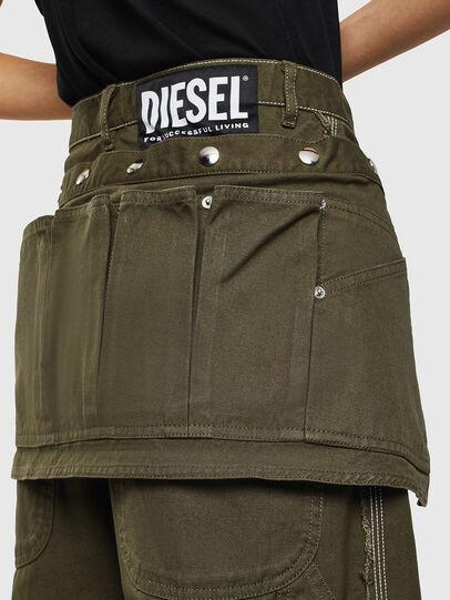 Diesel - P-RAEY, Verde Militare - Pantaloni - Image 5