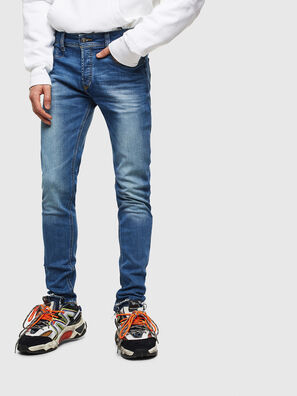 Sleenker CN053, Blu medio - Jeans