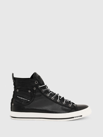 Diesel - EXPOSURE I, Nero - Sneakers - Image 1
