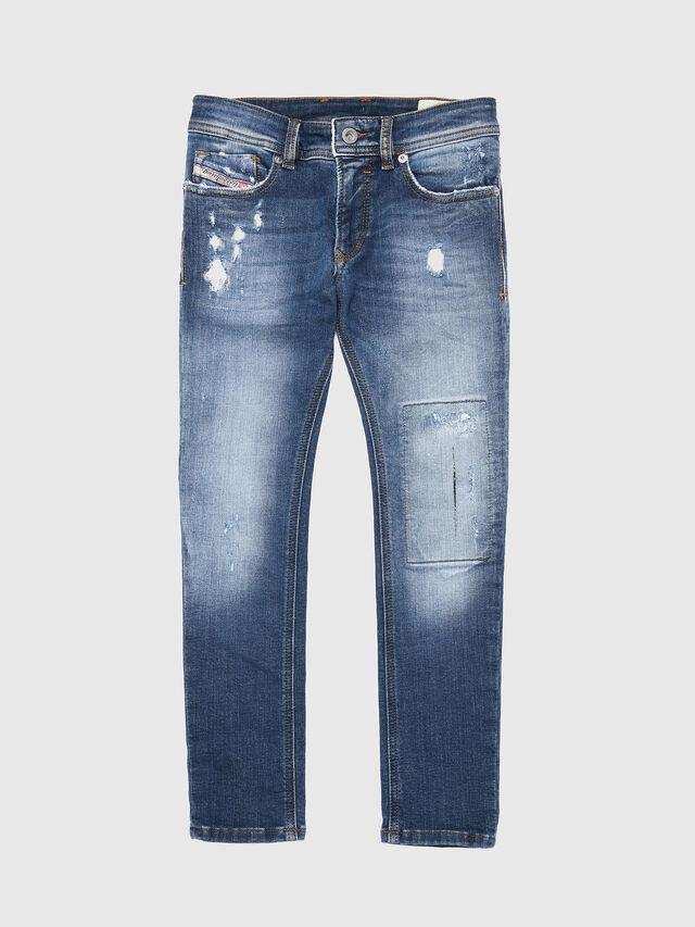 Diesel - SLEENKER-J-N JOGGJEANS, Blu Jeans - Jeans - Image 1