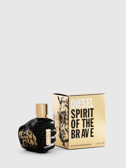 Diesel - SPIRIT OF THE BRAVE 50ML, Nero/Oro - Only The Brave - Image 1