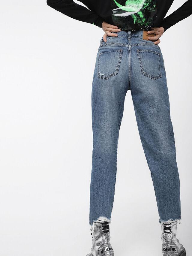Diesel - Alys 084ZE, Blu Chiaro - Jeans - Image 2