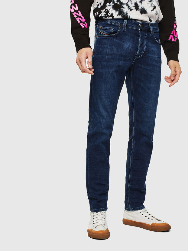 Larkee-Beex 0095T, Blu Scuro - Jeans