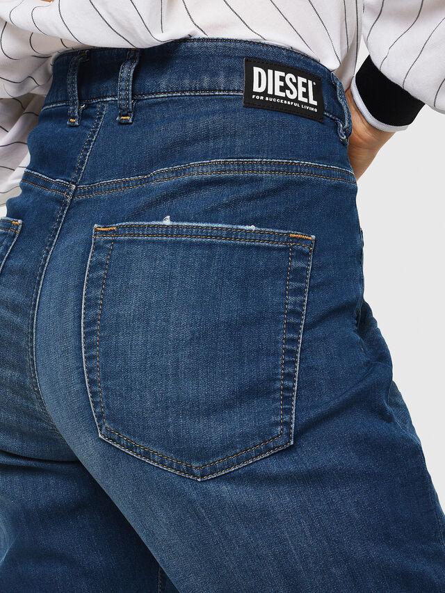 Diesel - Candys JoggJeans 069HC, Blu Scuro - Jeans - Image 5