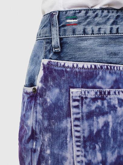 Diesel - D-Reggy 069NW, Blu medio - Jeans - Image 5