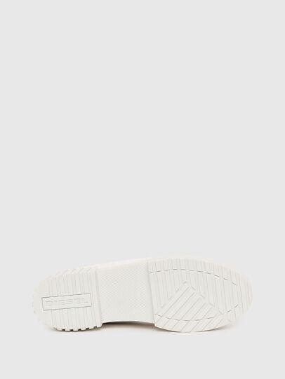 Diesel - S-MERLEY LC, Bianco - Sneakers - Image 4