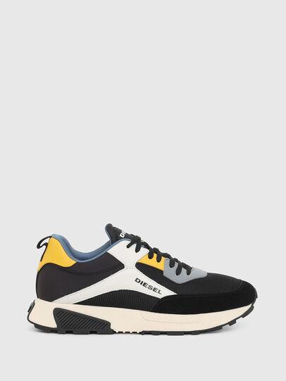 Diesel - S-TYCHE LOW CUT, Nero/Bianco - Sneakers - Image 1