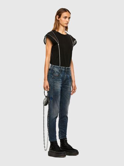 Diesel - Fayza JoggJeans 069PD, Blu Scuro - Jeans - Image 7