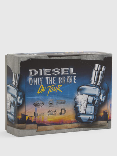 Diesel - ONLY THE BRAVE 75 ML GIFT SET, Azzurro - Only The Brave - Image 3