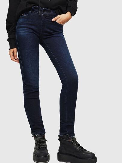 Diesel - Sandy 083AG, Blu Scuro - Jeans - Image 1