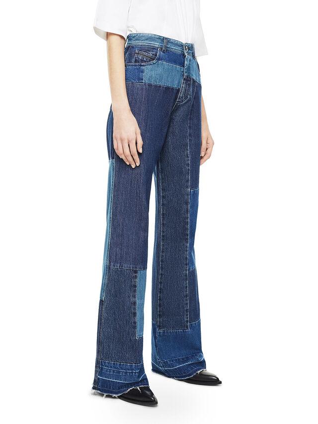 Diesel - TYPE-1903P, Blu - Jeans - Image 5