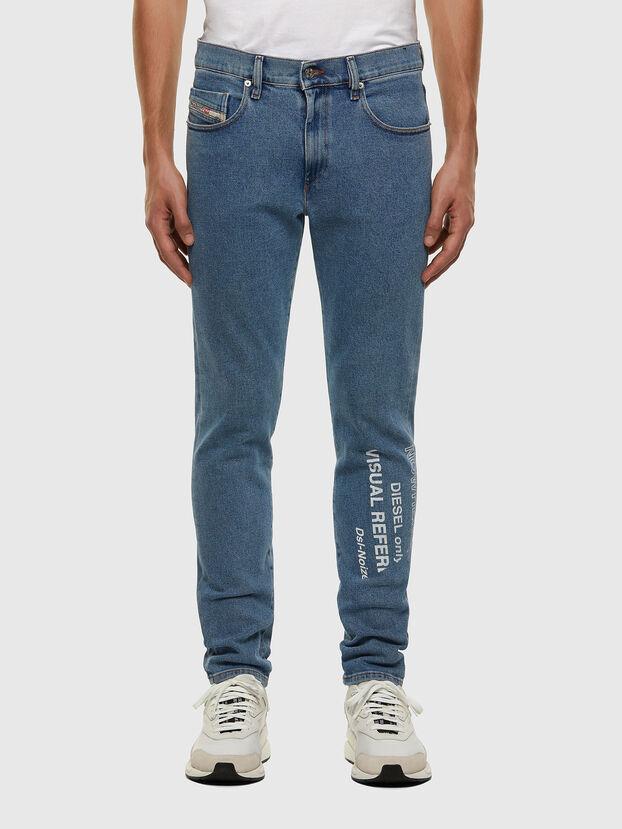 D-Strukt 009DX, Blu Chiaro - Jeans