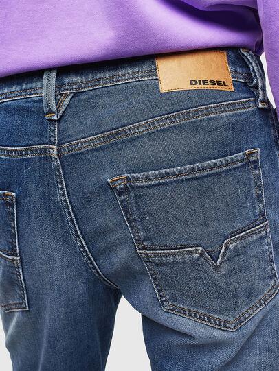 Diesel - Larkee-Beex 0096E, Blu medio - Jeans - Image 5