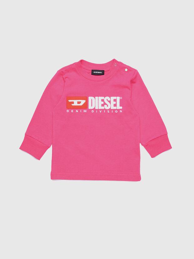 TJUSTDIVISIONB ML, Fucsia - T-shirts e Tops