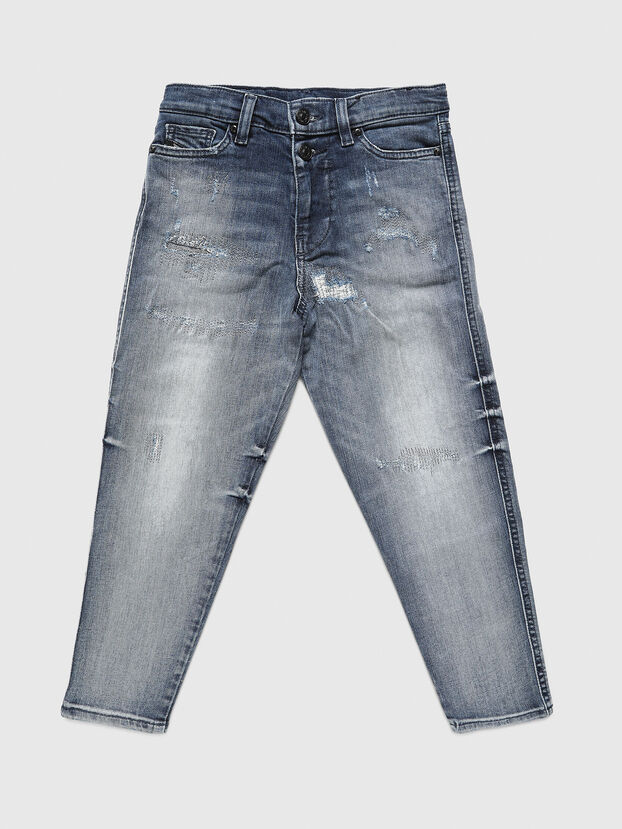 ALYS-J, Blu Chiaro - Jeans