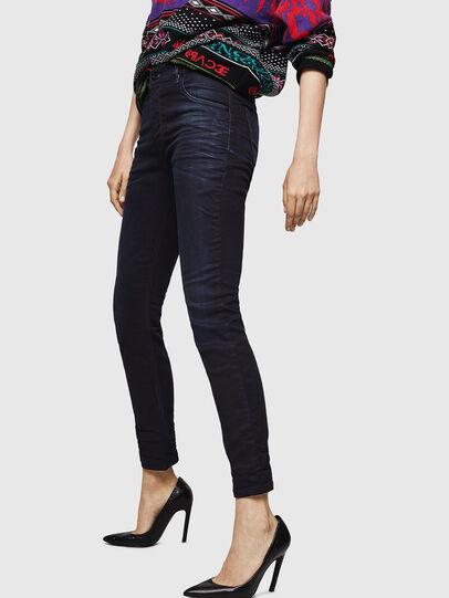 Diesel - Krailey JoggJeans 069IC, Blu Scuro - Jeans - Image 4