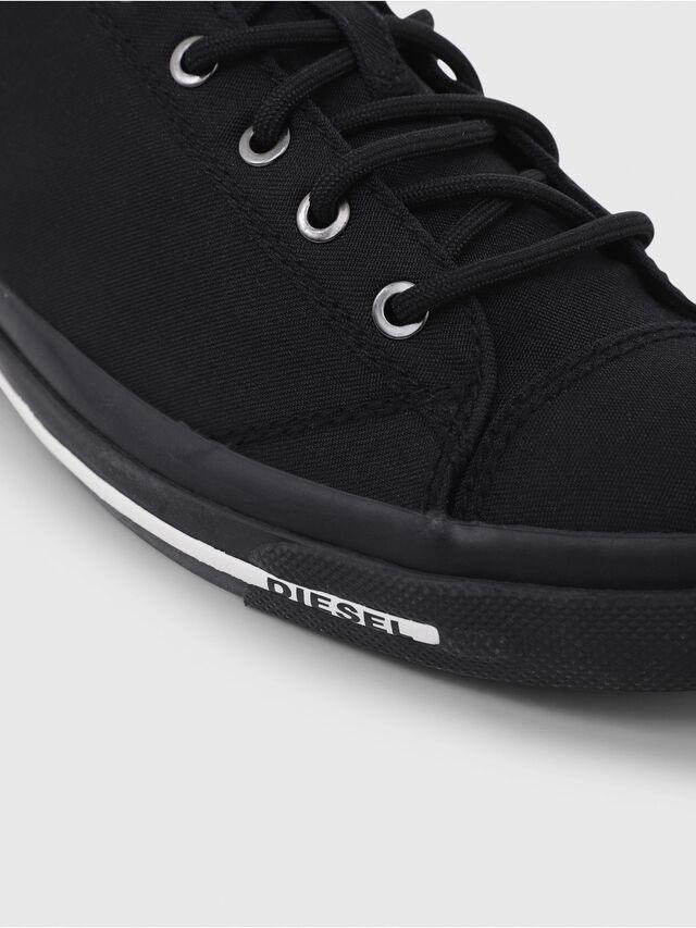 Diesel - EXPOSURE LOW I, Nero - Sneakers - Image 5