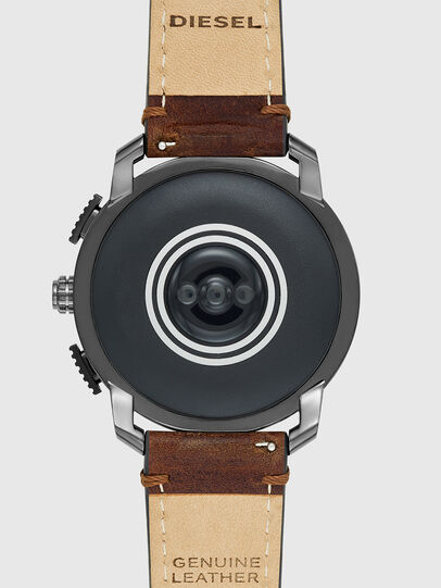 Diesel - DZT2032, Marrone - Smartwatches - Image 4