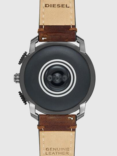 Diesel - DZT2032, Marrone - Smartwatches - Image 4