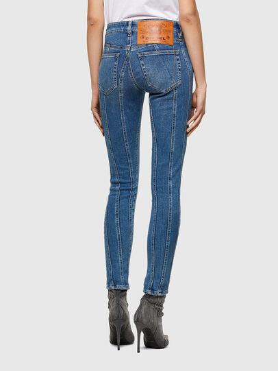 Diesel - Slandy 009QS, Blu Chiaro - Jeans - Image 2